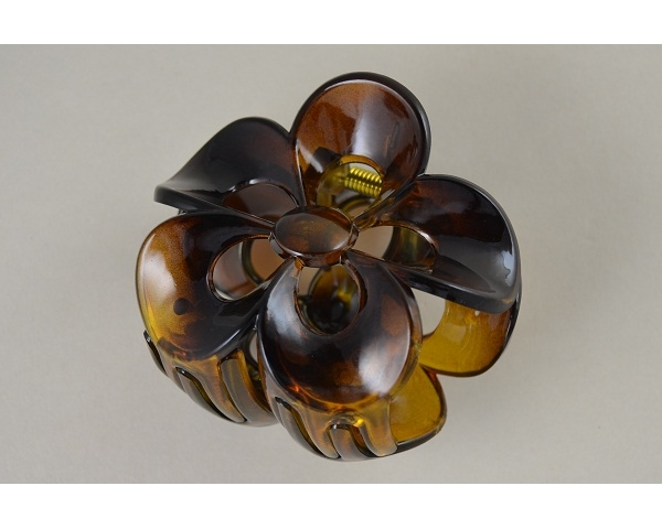 Flower clamp in matt & glossy finish. Packed assorted colours as per images