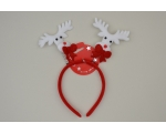 Novelty Christmas character deeley boppers. 4 designs, 3 of each per pack